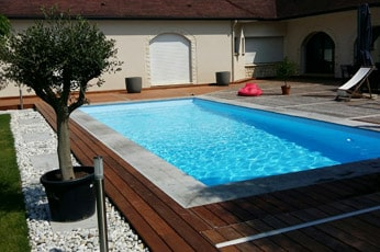 Piscine traditionnelle Loiret
